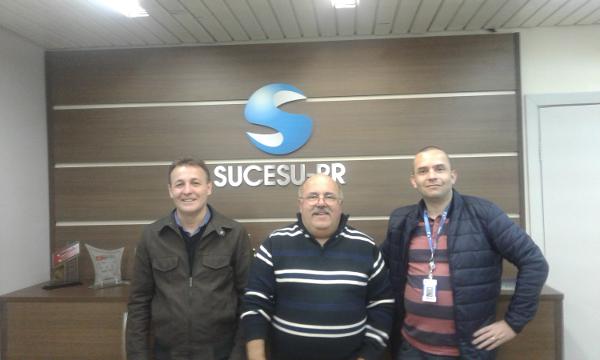 Sucesu-PR renova compromisso de apoiar o FTSL