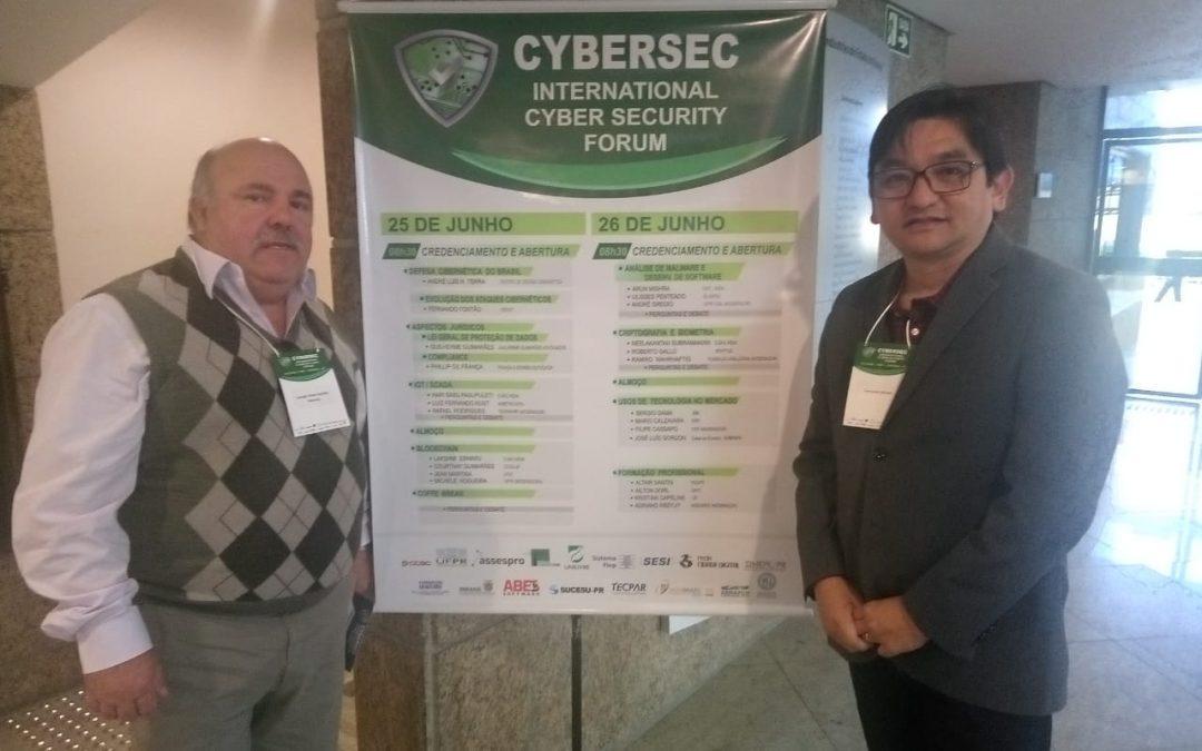 SUCESU-PR na CyberSec