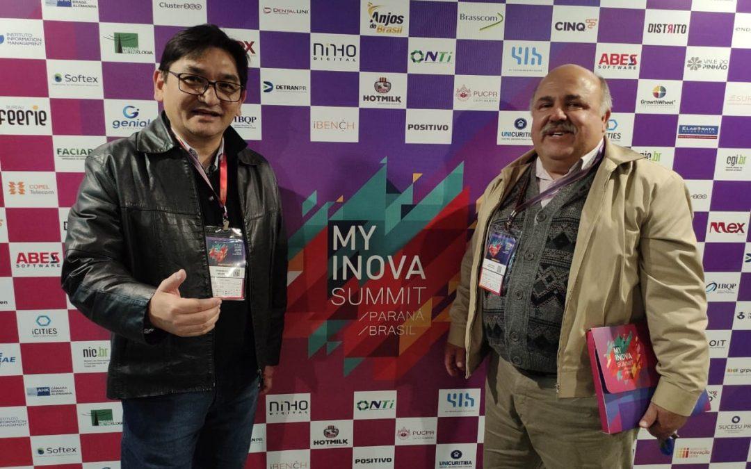 SUCESU-PR na MyInova Summit