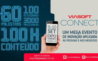 Viasoft Connect em Curitiba