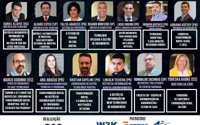 Evento eDOC em Curitiba