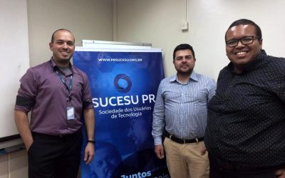 GT de Infra e Operações recebe Telefônica Brasil