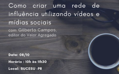 Café Técnico – 08/10/2019