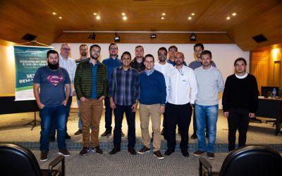 Empresas Veeam e Guaíba participam do último encontro do GT de Infra e Operações
