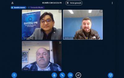 Ferramenta de Web Conferência desenvolvida no Governo do Paraná