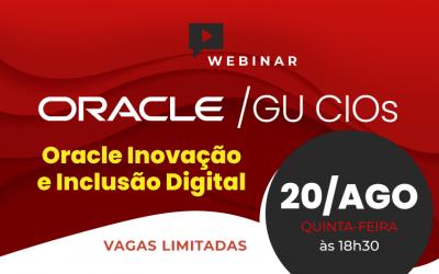 Oracle / GU CIOs (webinar)