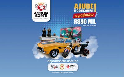 Campanha Anjo da Sorte da Santa Casa de Curitiba